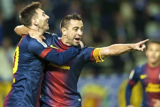 Xavi's Return Inspired Barcelona Comeback Against AC Milan