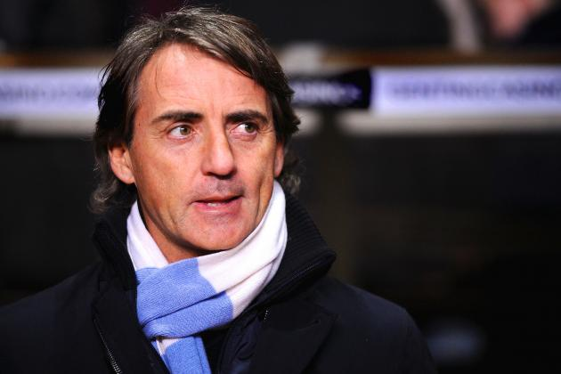 Roberto Mancini Is at the Mercy of Man City's Owners, with or Without an FA Cup