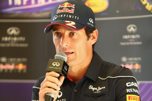Webber Not Keen on Step Down
