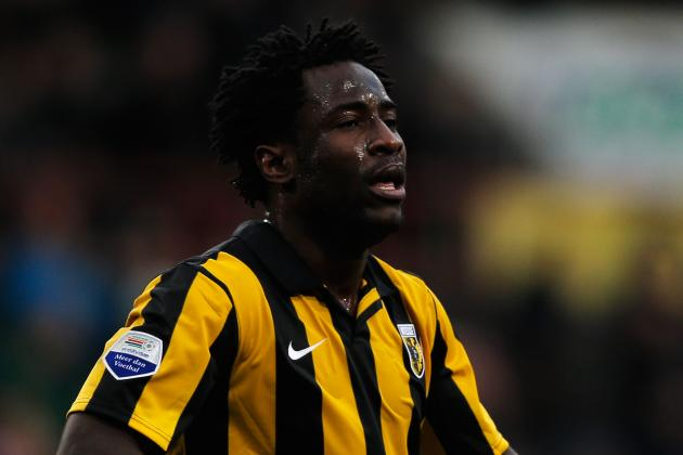 Wilfried Bony: Scouting Vitesse's Lethal Finisher as He Prepares for Summer Move