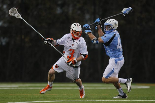 NCAA Lacrosse Game Recap: No. 6 Princeton Takes Down Manhattan 15-2