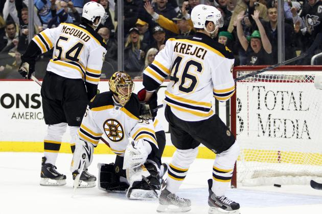 Boston Bruins: What Happened to Their 3rd-Period Dominance from Years Past?