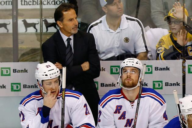 'Disgusted' Torts Rips Rangers After Loss