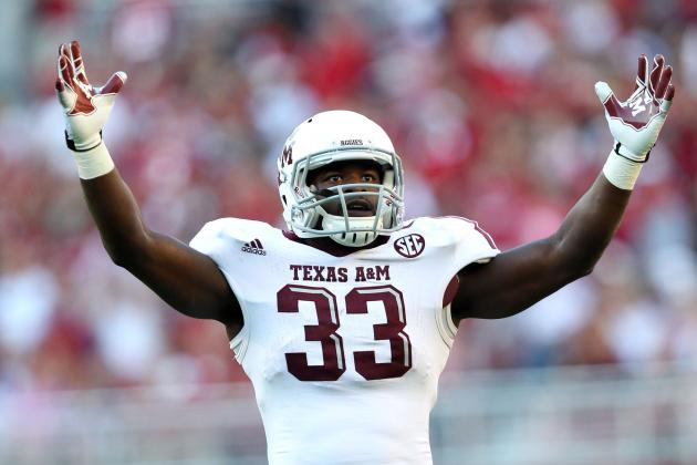 Texas A&M Football: The Secret to the Aggies Early Success in the SEC