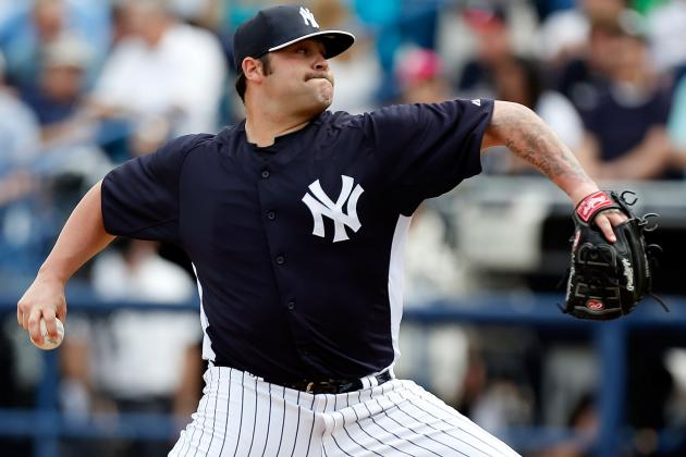 Yankees' Joba Chamberlain Reportedly Drawing Interest from Texas Rangers