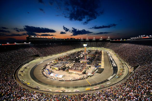 Amazing Stats for Bristol Motor Speedway