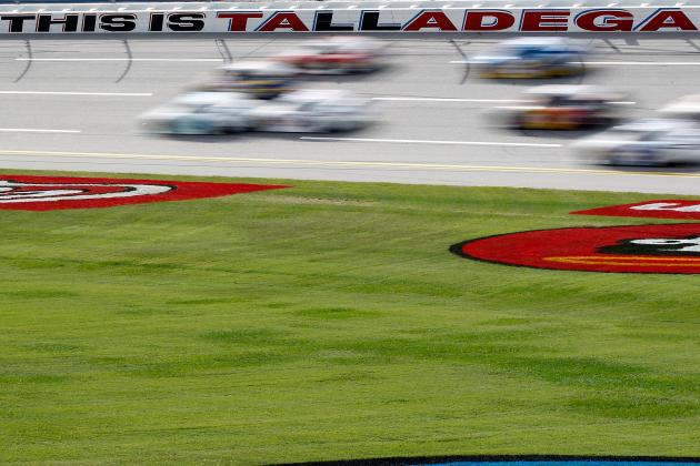 Ranking All 23 NASCAR Sprint Cup Series Racetracks