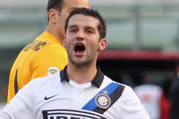 Chivu: Inter-Spurs Not over