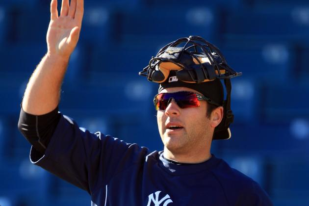 Yankees Option Catcher Austin Romine to Triple-a