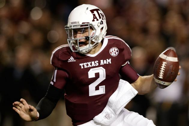 Does Texas A&M Need Any Scheme Changes to Keep Johnny Manziel Magic Alive?