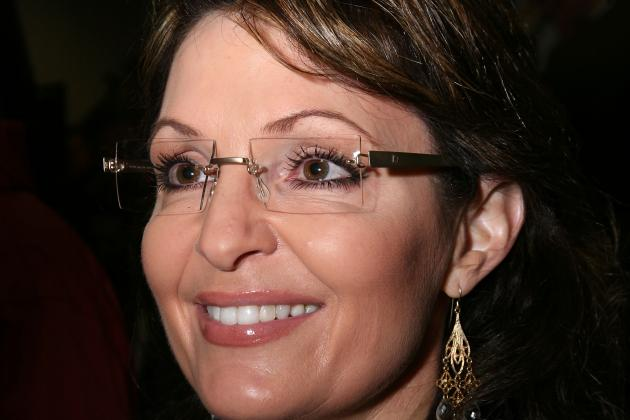 Sarah Palin Rips Michael Waltrip on Twitter for Comment During Las Vegas Race