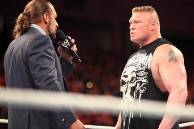 Why WrestleMania 29 Should Be the Last for Triple H