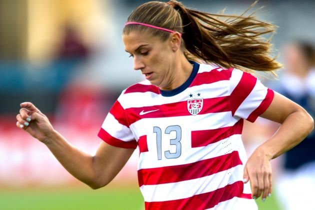 United States vs. Germany: 2013 Algarve Cup Final Live Blog, Analysis, Recap