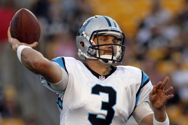 Panthers Expected to Keep Derek Anderson