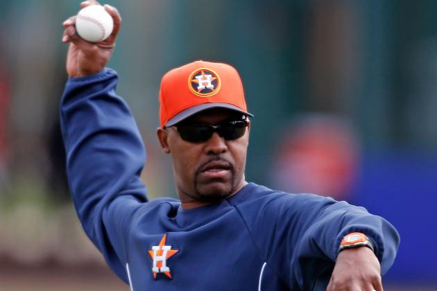 "Bo Porter Could Be the Astros' Manager for ""Decades"""