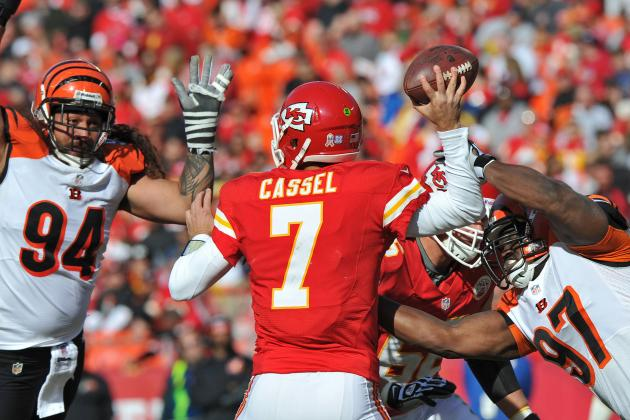 Matt Cassel Trade Is in Kansas City Chiefs' Best Interest