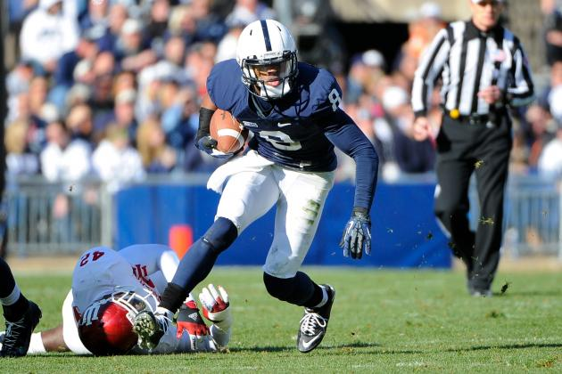 Wide Receivers and Tight Ends? Yeah, Penn State Has a Few