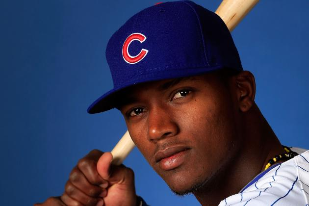Cubs' Junior Lake out with Stress Fracture in Rib