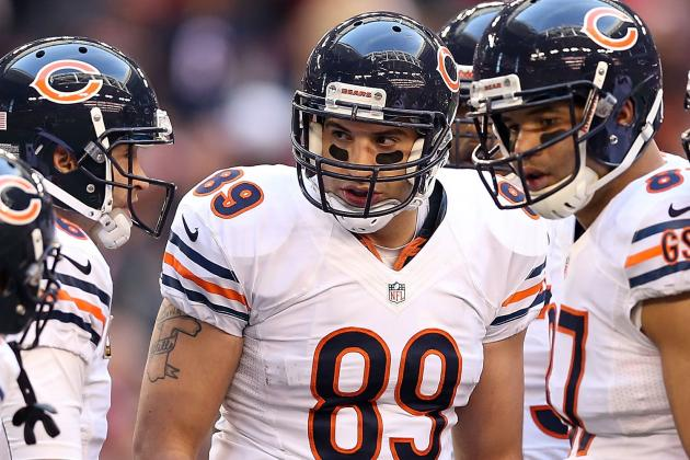Bears Letting Go of Matt Spaeth