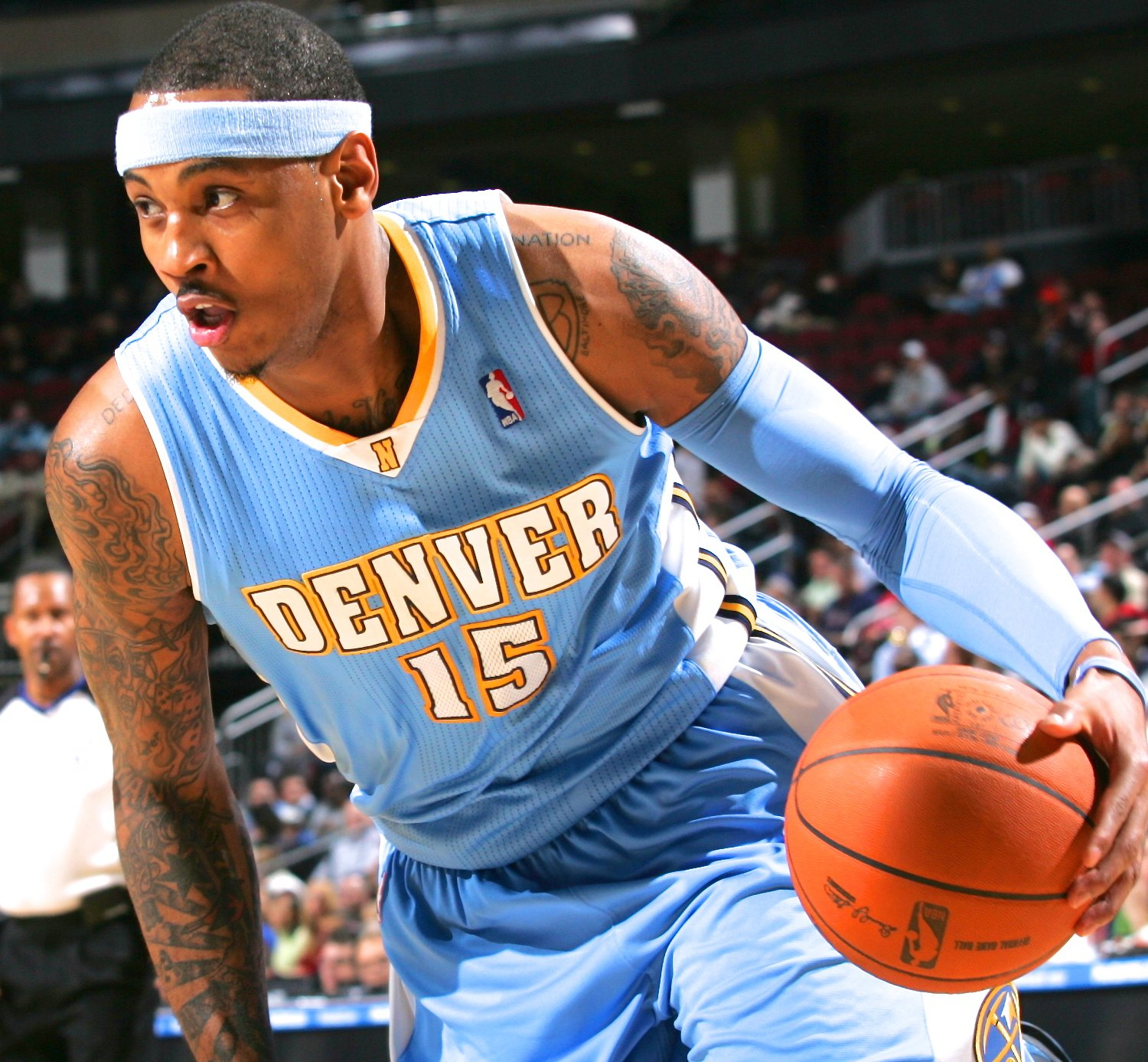 Timeline Of Carmelo Anthony's Journey From The Denver