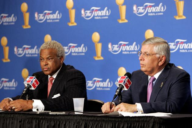 Stern Says Changes at Players Union Could Be Good for NBA