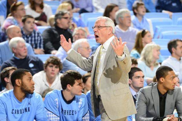 Tar Heels Will Stay Small
