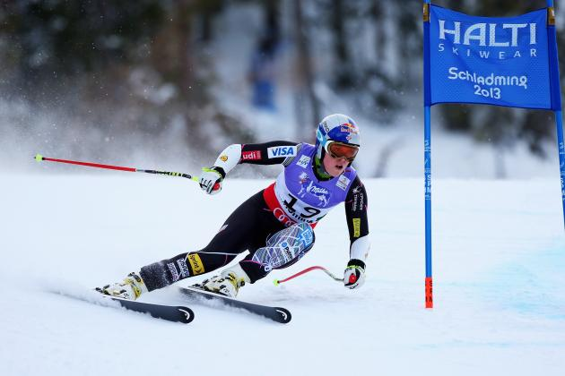 Lindsey Vonn Wins 6th Straight World Cup Downhill Title After Race Cancellation
