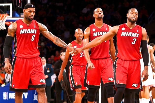 Do Miami Heat Have Anything Left to Prove in the NBA's Regular Season?