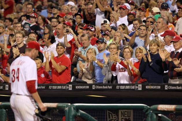 Roy Halladay's Career Innings Mark Suggests Doom for Phillies