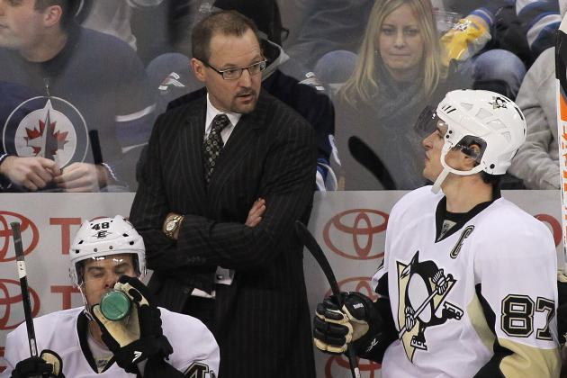 Bylsma Continues Defensive Rotation