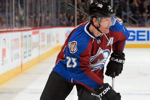 Milan Hejduk Returns to Avs' Practice, Will Play Thursday