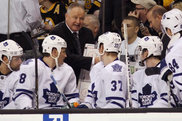 With Leafs in 3-Game Losing Streak Is It Time to Make a Change on the Blue Line?