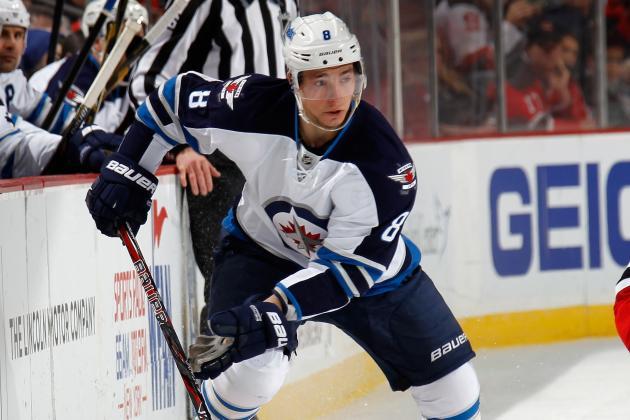 Winnipeg Jets: Trading Alex Burmistrov Would Be a Bad Idea