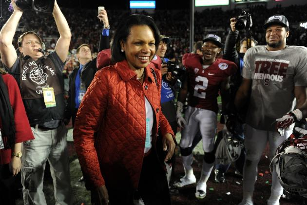 Stanford Using Condoleezza Rice as High-Powered Recruiting Weapon