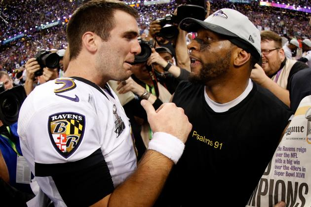 Joe Flacco to Blame for Baltimore Ravens' Mass Exodus, and That's OK