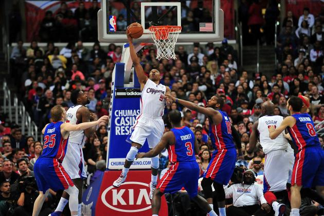 Clippers Embracing 'Lob City' Nickname