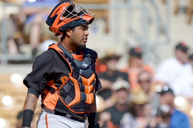 Extra Baggs: Could Hector Sanchez's Job Be Up for Grabs?