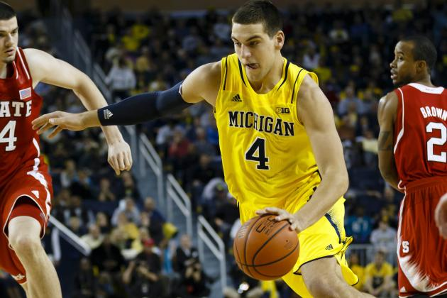 Big Ten Tournament 2013 Bracket: X-Factors Who Will Help Their Team Win a Title