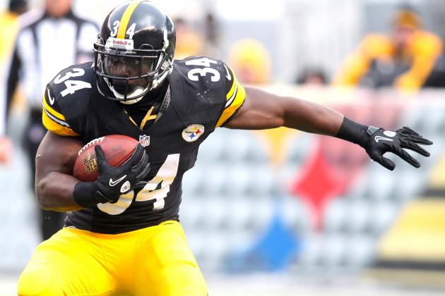Rashard Mendenhall Reportedly Agrees to 1-Year Deal with Arizona Cardinals