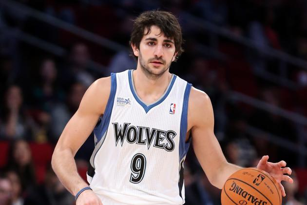 What Ricky Rubio Must Do to Join NBA's Elite Point Guard Ranks