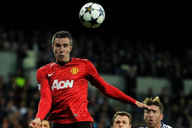 Why Robin Van Persie Deserves to Win Premier League Player of the Year