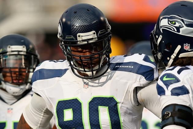 Seahawks let free-agent DT Jason Jones sign with Detroit Lions