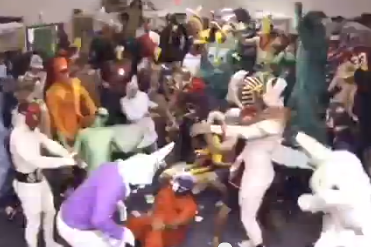 Video: Francona's Hips Don't Lie in Indians' Harlem Shake