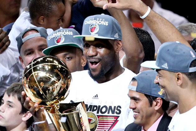 LeBron James' Championship Pedigree All About the Details