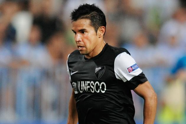 Malaga Announces Starting XI for Tonight vs. Porto