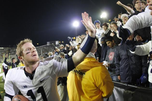 Matt McGloin to Have Baseball Field at Penn State Worthington