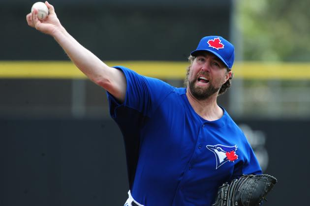 Is There Really a 'Knuckleball Hangover' After Facing R.A. Dickey?
