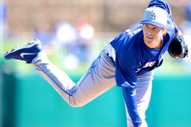 Would a Compromised Zack Greinke Derail the Dodgers' Lofty Goals for 2013?