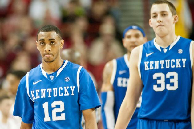Kentucky Basketball: Breaking Down Every Scenario for Wildcats in SEC Tournament