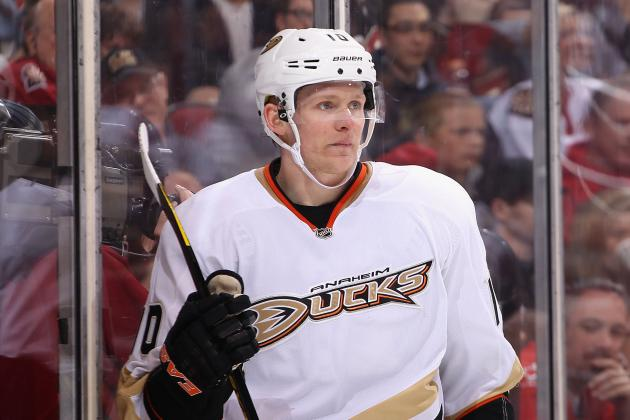 NHL Suspends Corey Perry 4-Games for Head Shot